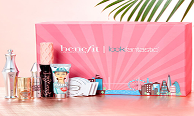 Free Lookfantastic Beauty Box