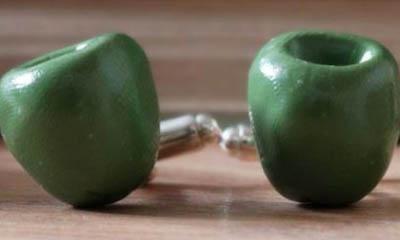 Free Olive Cufflinks Sets