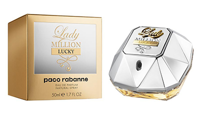 Free Paco Rabanne Lady Million Perfume