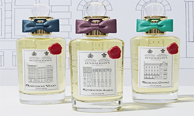 Free Penhaligon's Hidden London Perfume