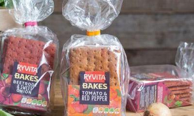 Free Ryvita Tomato Bakes