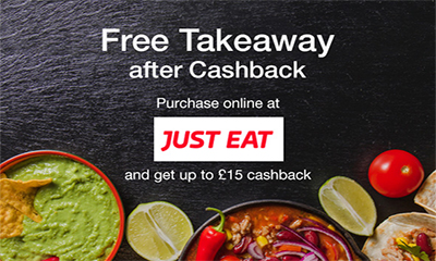 Free Takeaway Meal Tonight – JUSTEAT