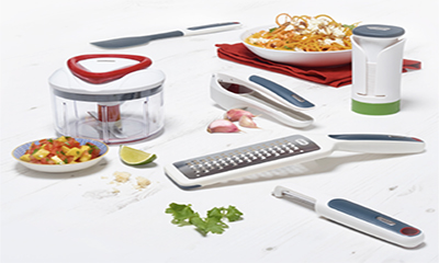 Free Zyliss Cooking Kit (Worth £500)