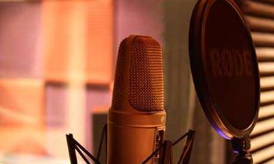 Win a Recording Studio Session