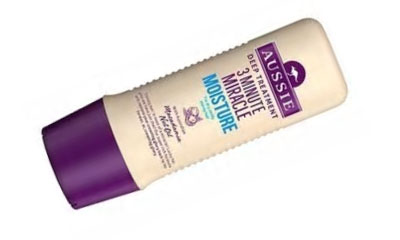 Free Aussie 3 Minute Miracle Moisture Conditioner