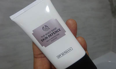 Free Body Shop Skin Defence