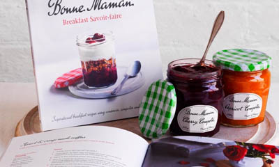 Free Bonne Maman Breakfast Compote Gift Boxes