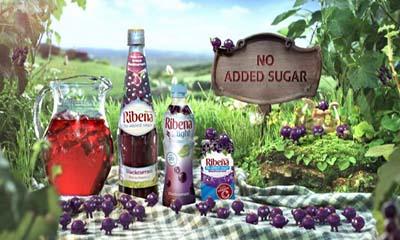Free Bottle of Ribena