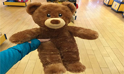Free Build A Bear (Worth £12)