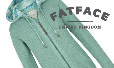 Free FatFace Hoodies and Family Holidays