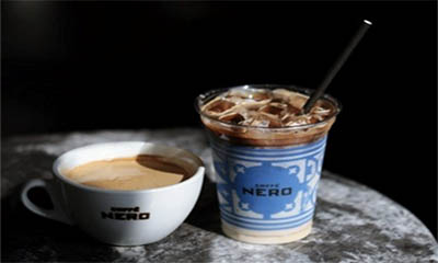 Free Hot Drink or Iced Latte or Iced Americano