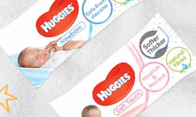 Free Huggies Baby Wipes