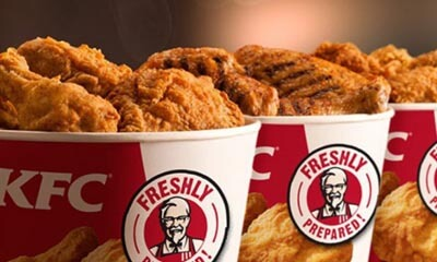 Free KFC Side Snack