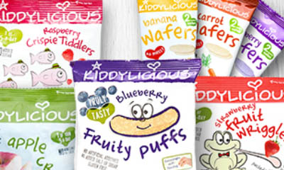 Free Kiddylicious Snack Bundle