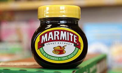 Free Marmite Jar