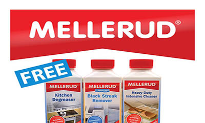 Free Mellerud Kitchen Cleaner