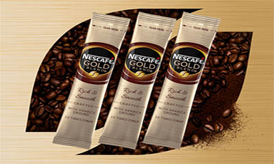 Free Nescafe Gold Blend Coffee