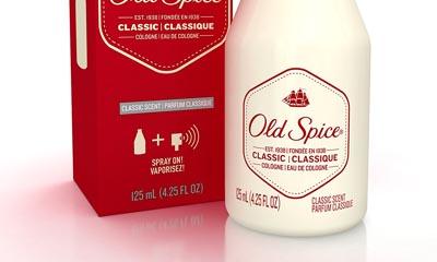 Free Old Spice Deodorant Packs