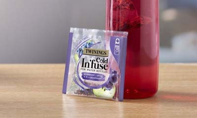 Free Pack of Twinings Cold In'fuse