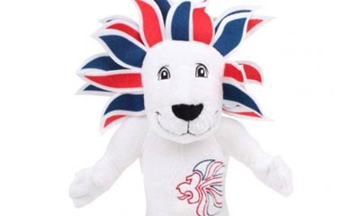 Free Pride the Lion Soft Toy from The Entertainer