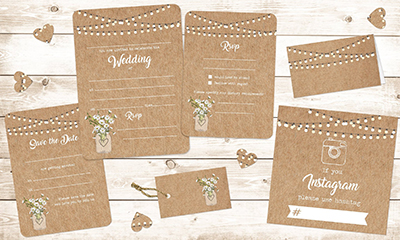 Free Wedding Invitation Kit