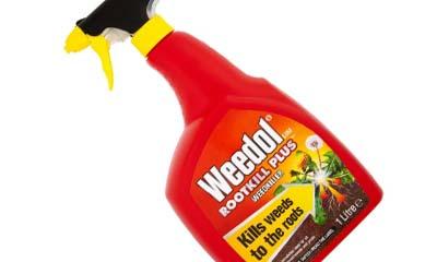 Free Weedol Weed Killer