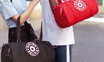 Win a Kipling Multifunctional Duffle Bag