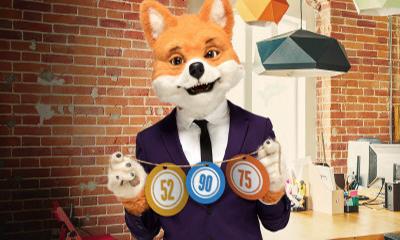 Free £40 of Bingo With Foxy Bingo