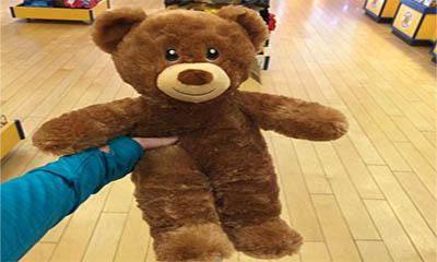 Free Build A Bear (Worth £12)