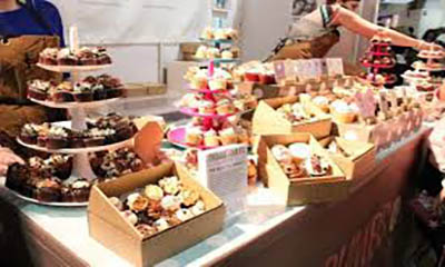 Free Cake & Bake Show Tickets – Worth £26