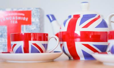 Free Lancashire Tea