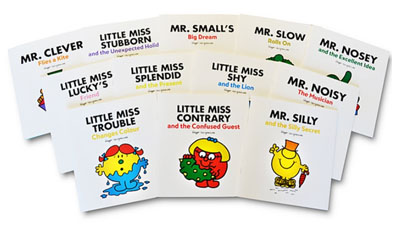 Free Mr. Men Books