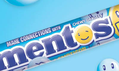 Free Packs of Mentos Sweets Goody Bags