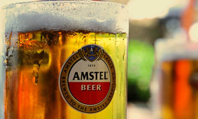 Free Pint of Amstel, Bulmers & More