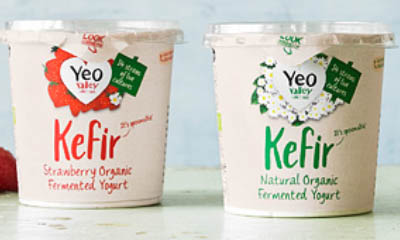 Free Pot of Yeo Valley Kefir