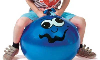 Free Space Hopper Party Packs