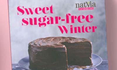 Free Sugar-free Winter Cookbook
