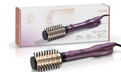 Free Babyliss Big Hair Styler