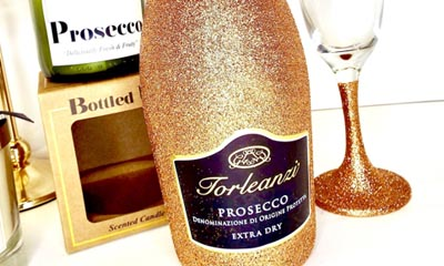 Free Bottles of Prosecco
