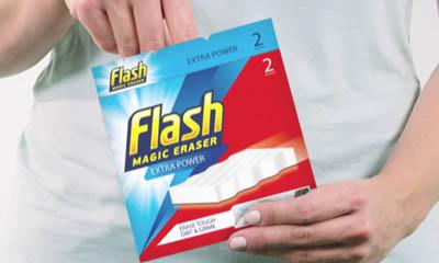 Free Flash Magic Eraser