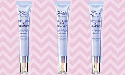 Free Kiehl's Eye Cream
