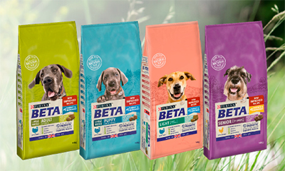 Free Purina Beta Pack