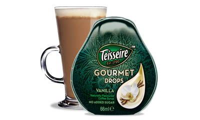 Free Teisseire Gourmet Drops