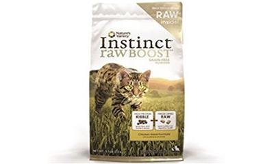 Free True Instinct Cat Food