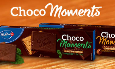 Free Bahlsen Choco Moments Biscuits