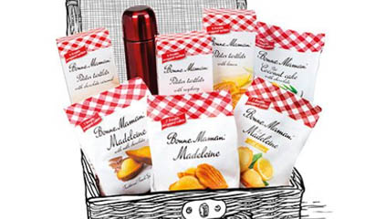 Free Bonne Maman Cake Hampers & Thermal Mugs