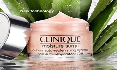 Free Clinique Moisture Surge Cream