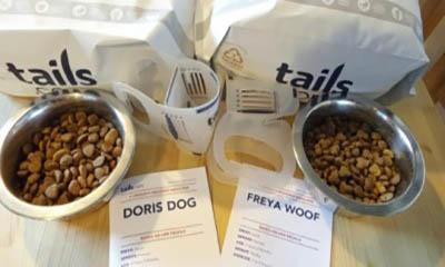 Free Dog Food Pack – Worth £54!