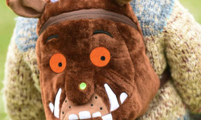 Free Gruffalo Backpacks