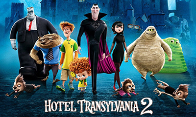 Free Hotel Transylvania 2 Movie